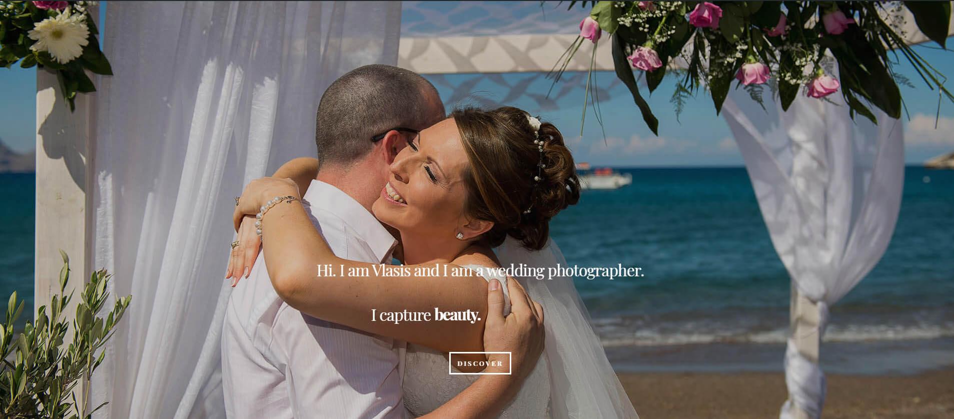 Επαγγελματική σελίδα Φωτογράφου στη Ρόδο