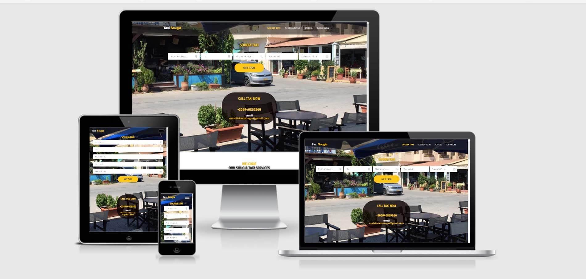 Sougia Taxi Services